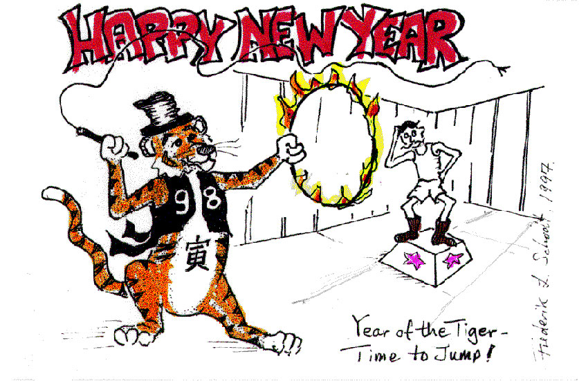 for more information on the chinese zodiac click here and youll find the extraordinarily detailed wikipedia page dedicated to it - Chinese New Year 1998